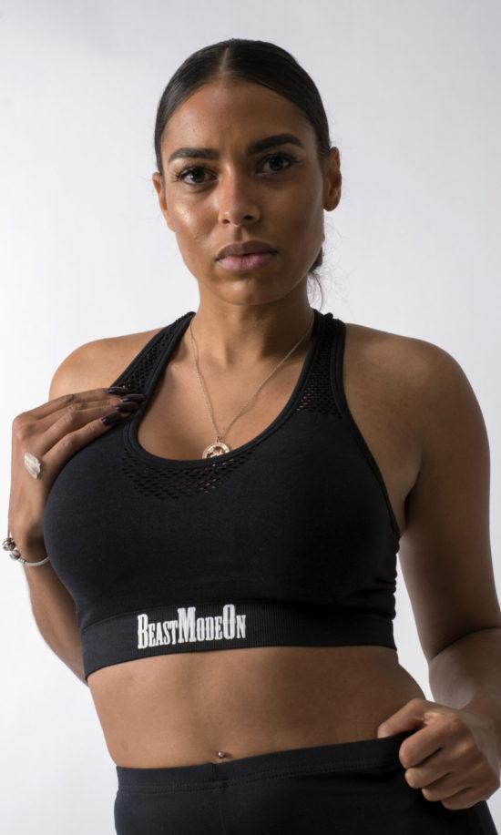 Beast Mode On ladies gym tops